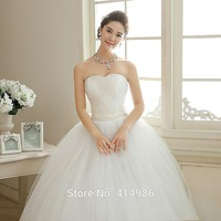 Princess  lace wedding dress