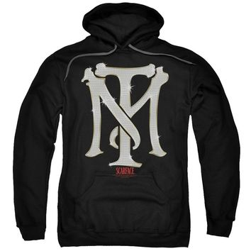 Scarface - Tm Bling Adult Pull Over Hoodie