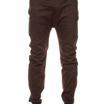 Publish Newton Twill Black Pant