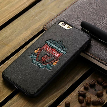 Best Protection Football Player Club Leather Phone Case Cover Credit Card and Cash Phone Case Cover for iPhone 7Plus & iPhone 6 Plus [9619209615]