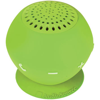 Audiosource Sound Pop 2 Water-resistant Bluetooth Speaker (green)