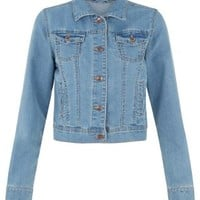 Teens Blue Denim Jacket