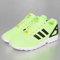 Adidas ZX Flux Sneakers Electricity/Running White von Def-Shop.com