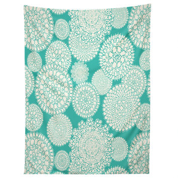 Heather Dutton Delightful Doilies Tiffany Tapestry