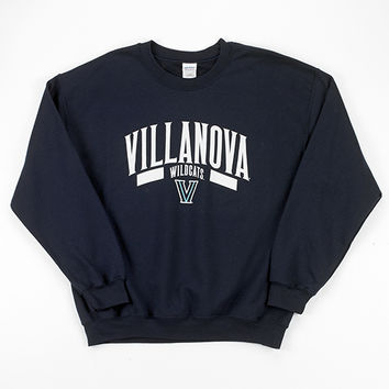 Villanova Crew Neck Fleece Sweatshirt | Boscov's