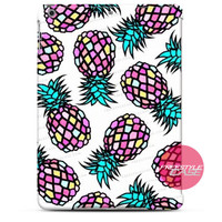 Diamond Pineapple iPad Case 2, 3, 4, Air, Mini Cover