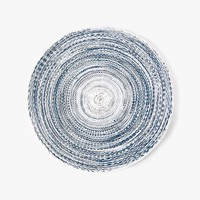 ROUND TWO-TONE PAPER PLACEMAT (SET OF 2) - PLACEMATS - KITCHEN & DINING | Zara Home United States of America