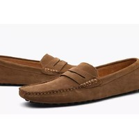 Men Casual Suede Loafers
