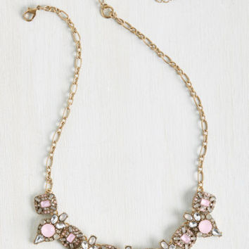 Chain of Jewels Necklace | Mod Retro Vintage Necklaces | ModCloth.com