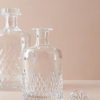 Soho Home Barwell Cut Crystal Small Decanter
