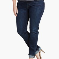 Lucky Brand Ginger Straight Womens Straight Jeans - Serpantine