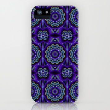 Mandala Crochet iPhone & iPod Case by MoonBrook Expressions