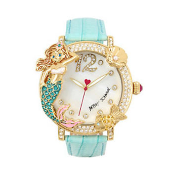 MERMAID LOVE WATCH: Betsey Johnson