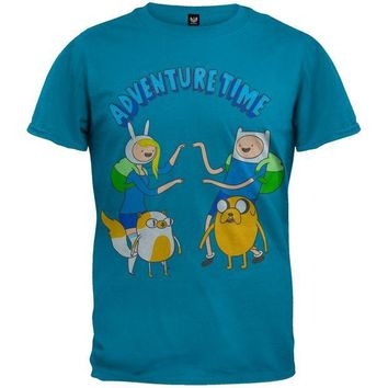 PEAPGQ9 Adventure Time - Twins T-Shirt