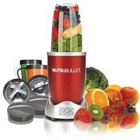 NutriBullet Red Blender