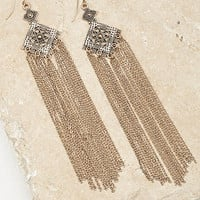 Filigree Duster Earrings