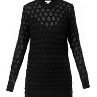 Corded lace-knit sweater | Helmut Lang | MATCHESFASHION.COM US