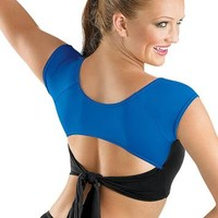 Color-Blocked Crop Top - Balera