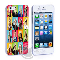 Music From Glee iPhone 4s iPhone 5 iPhone 5s iPhone 6 case, Galaxy S3 Galaxy S4 Galaxy S5 Note 3 Note 4 case, iPod 4 5 Case