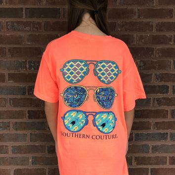 Southern Couture Wild Aviator T-Shirt