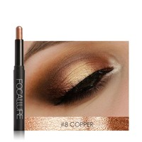 Beauty Naked Eye Liner Pencil Glitter Eyeshadow Stick Shimmer Eye Shadow Pen