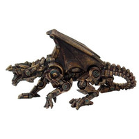 Steampunk Collection- Steampunk Dragon Sculptures Figurine