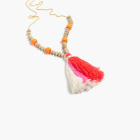 J.Crew Womens Bluma Project Lolo Tassel Necklace