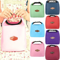 NEW Heat Preservation Waterproof Lunch Portable Carry Tote Picnic Storage Bag