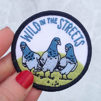 Wild In The Streets Patch