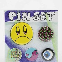UO Pin - Pack Of 5-