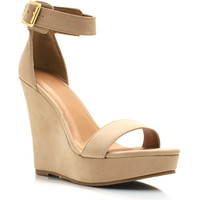 Strap It And Tap It Wedges