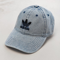 adidas Relaxed Denim Baseball Hat   Urban Outfitters