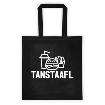 There Is No Such Thing As A Free Lunch Tote bag