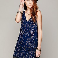 Free People Womens Secret Garden Shift
