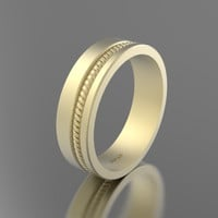 Unique Mens Wedding Band | Vidar Jewelry - Unique Custom Engagement And Wedding Rings