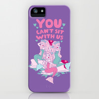Sassy Mermaids  iPhone & iPod Case by LookHUMAN