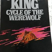 CYCLE OF THE WEREWOLF Stephen King Book 1st Trade Paperback Ed 1st Print 1985