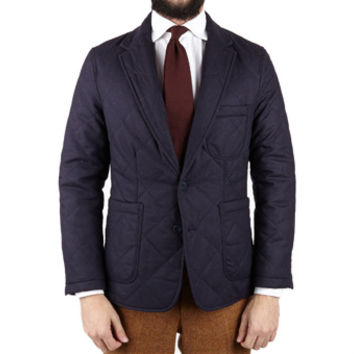 Carson Street Clothiers x Mother Freedom Quilted Blazer