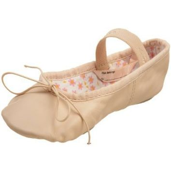 Capezio Little Kid/Big Kid Split Sole Daisy 205 Ballet Shoe,Ballet Pink,10 M US Toddler