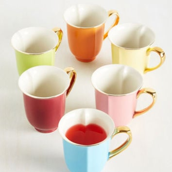 Dream and Sugar Mug Set | Mod Retro Vintage Kitchen | ModCloth.com