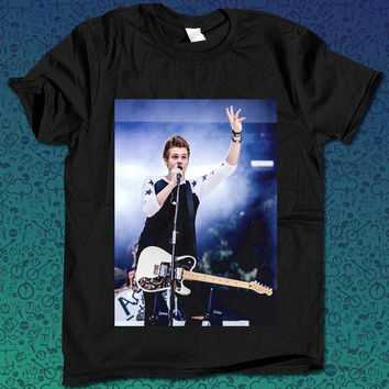 luke hemmings 5 Second Of Summer  for T Shirt Mens and T Shirt Girls