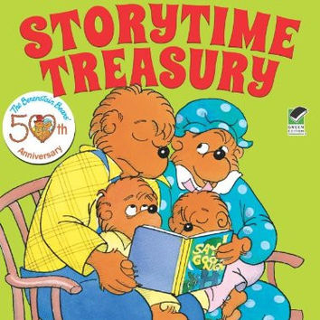 Berenstein Bears Storytime Treasury