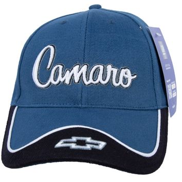 Chevy Camaro Hat Two Tone Embroidered Cap