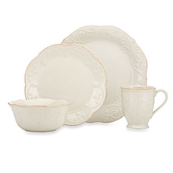 Lenox® French Perle White Dinnerware