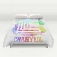 CH Duvet Cover by Katka Tekel | Society6