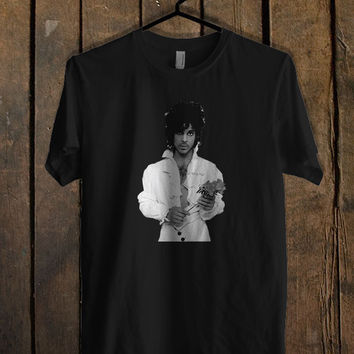 Prince Rogers Nelson T Shirt Mens T Shirt and Womens T Shirt *