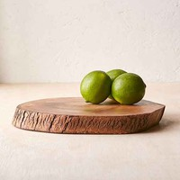 Acacia Wood Slab Cutting Board