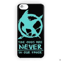 Catching Fire The Hunger Games For iPhone 5 / 5S / 5C Case
