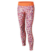 Nike Legend Tight Fit Allover Print Girls' Training Pants