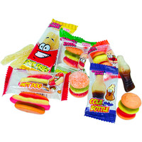Gummy Lunch Candy: 70-Piece Bag
